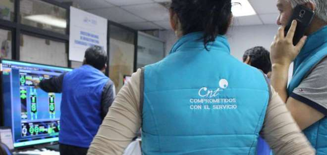ECUADOR.- El Ejecutivo invertirá $11 millones en un centro de operaciones de seguridad gubernamental. Foto: Archivo