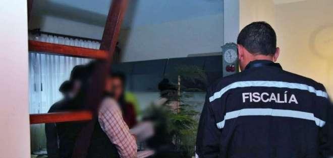 Autoridades investigan un presunto delito de violación a la intimidad. Foto: Fiscalía