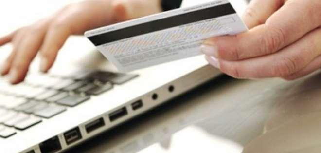 ECUADOR.- Usuarios de la entidad financiera reportaron problemas la mañana de este martes. Foto referencial