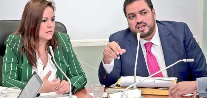 QUITO, Ecuador.- Según el ministro de Trabajo, se está consensuando las propuestas con todos los sectores. Foto: Asamblea