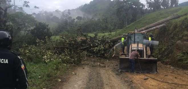 Comunidades rurales se mantienen en resistencia contra las concesiones mineras. Foto: Fiscalía