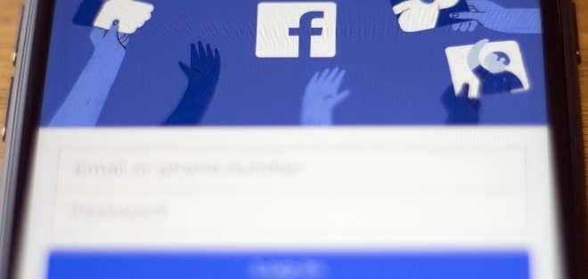 """Un país de la UE puede ordenar a una red como Facebook a """"suprimir"""" este contenido. Foto: AFP"""