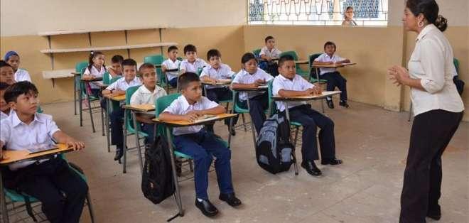 Continúan las clases suspendidas a nivel nacional. Foto: Archivo - Referencial