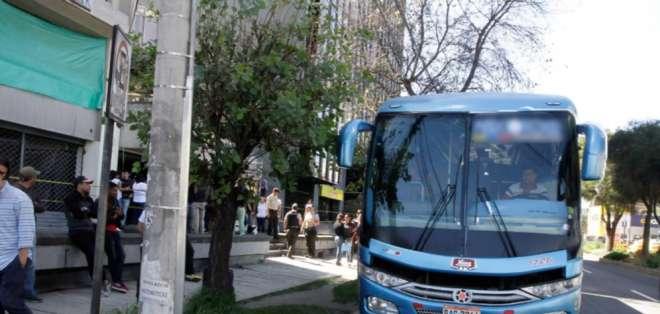 ANT dispone incremento de $0,10 en pasaje urbano en Ecuador. Foto: API