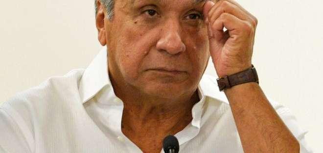 Lenín Moreno decretó este martes una restricción parcial del tránsito y la movilidad en algunas zonas del país.