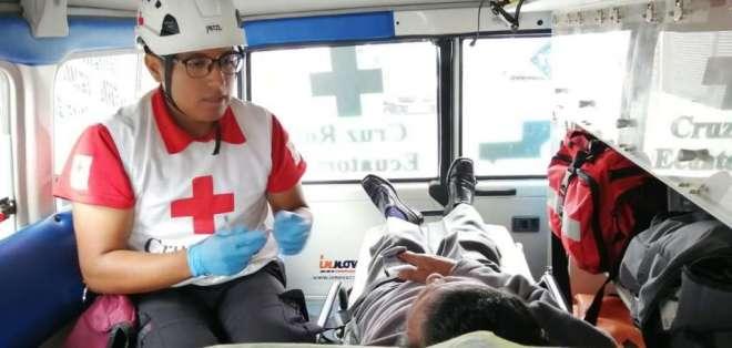 La Cruz Roja advierte sobre eventual desabastecimiento de sangre. Foto: Cruz Roja