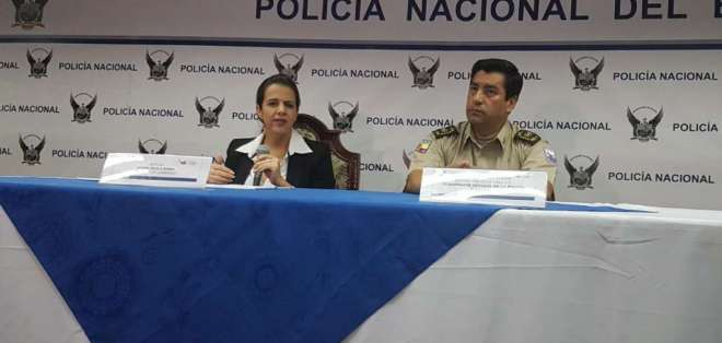 Ministra Romo no se pronunció sobre pedido de renuncia que hizo dirigencia indígena. Foto: Min. Gobierno