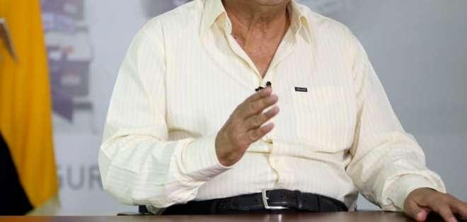 En cadena nacional, mandatario informó que analiza el proyecto que enviará a Asamblea. Foto: Secom