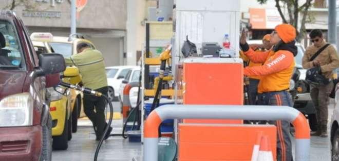 Reacciones tras regreso de precio subsidiado de combustibles. Foto: API