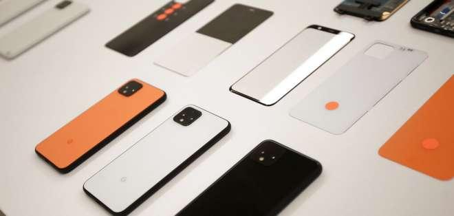 Google presenta nuevo celular Pixel 4, otros aparatos. Foto: AP