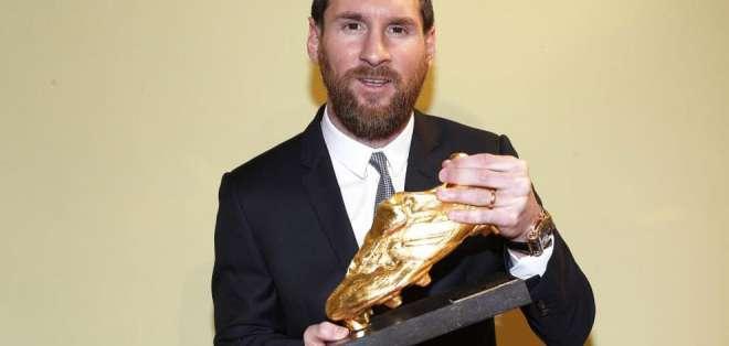 Lionel Messi, figura argentina.