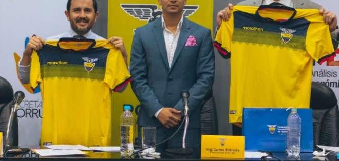 El vicepresidente de la FEF afirmó que el club no entregó la documentación a tiempo. Foto: Tomada de @FEFecuador