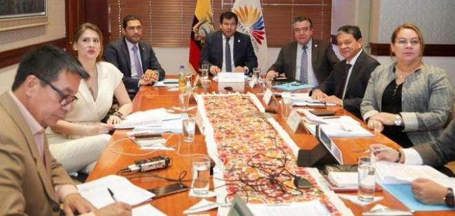 Consejo de Administración Legislativa definirá qué comisión tratará el proyecto. Foto: Archivo