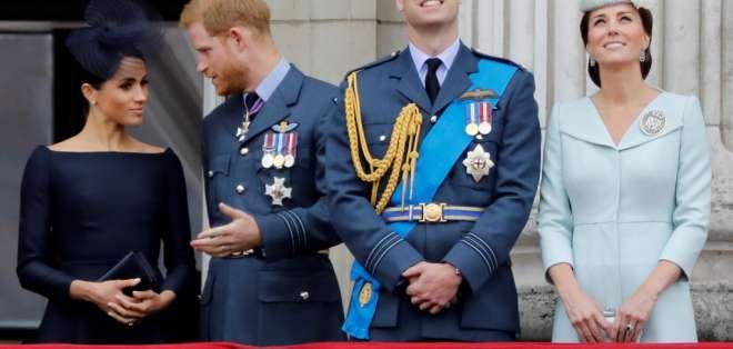 Harry, de 35 años, es desde hace tiempo objeto de rumores. Foto: AFP