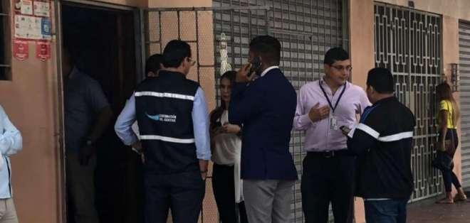 7 días suspendida la emisión de licencias en la CTE. Foto: Fiscalía