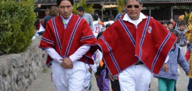 El presidente vitalicio del 'ponchito rojo' criticó el nivel del equipo ante Técnico U. Foto: Tomada de @ClubMushucRuna1