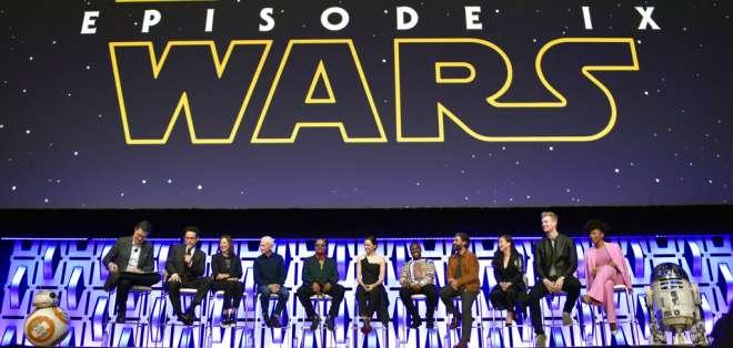 """""""The Rise of Skywalker"""" debuta en salas el 20 de diciembre. Foto: AP"""