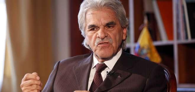 Exministro de Cultura afrontará proceso de juicio político. Foto: Archivo