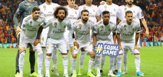 Así lo informó la Federación Española de Fútbol (RFEF). Foto: GOKHAN KILICER / AFP
