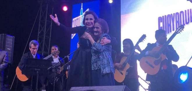 ¡Guayaquil canta con el corazón!