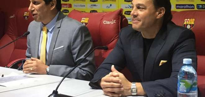 Alfaro Moreno y José Cevallos.