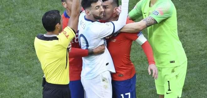 El jugador del FC Barcelona fue convocado para los partidos ante Brasil y Uruguay. Foto: EVARISTO SA / AFP