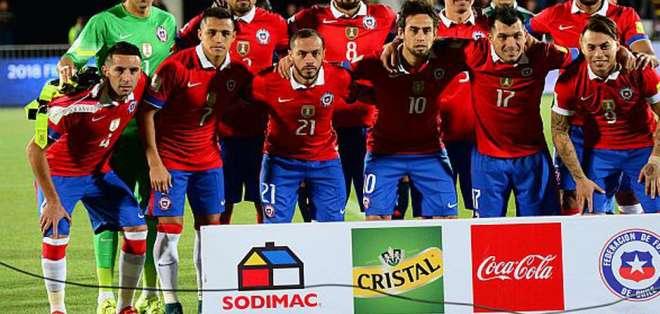 El anuncio lo hizo el presidente de la Asociación Nacional del Fútbol de Chile. Foto: Archivo/AFP