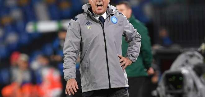 Carlo Ancelotti, estratega italiano.