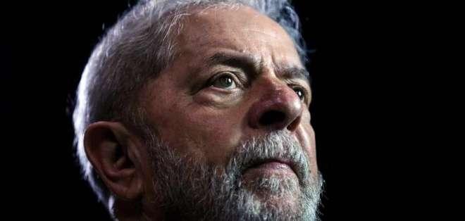 Lula da Silva tiene dos condenas y otras ocho causas abiertas en los tribunales.