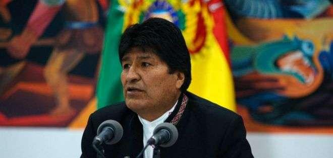 Bolivia lleva semanas viviendo fuertes protestas.