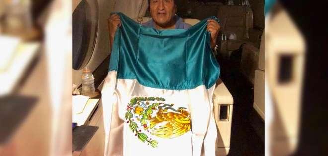 Bolivia se enfrenta a la incertidumbre tras partida de Morales a México. Foto: AFP