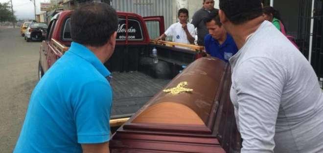 Una madre y su hijo mueren quemados en Manabí. Foto: manabinoticias.com/
