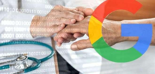 Google accedió a datos de pacientes de miles de hospitales en Estados Unidos gracias a un acuerdo empresarial. Getty Images