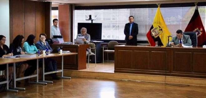 A juicio a los 15 procesados más por presunto peculado en caso Singue. Foto: Fiscalía