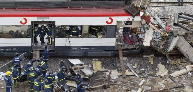 Conceden nacionalidad española a ecuatoriana víctima de terrorismo. Foto: AFP - Archivo