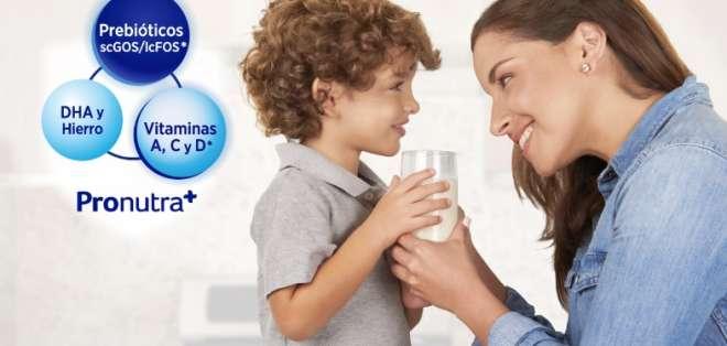 Fortalece el sistema inmune de tus hijos con Nutrilon Premium 3&4.