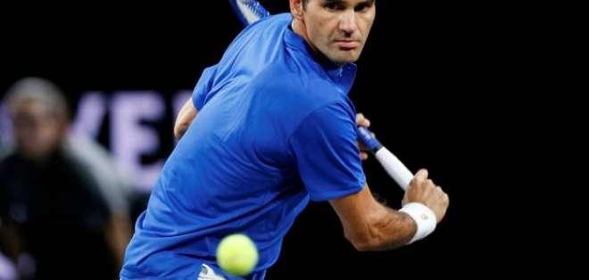 Roger Federer, figura suiza. (ARCHIVO)