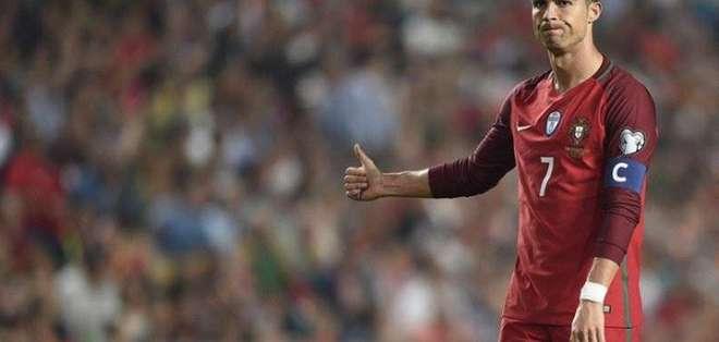 Cristiano Ronaldo, figura europea.