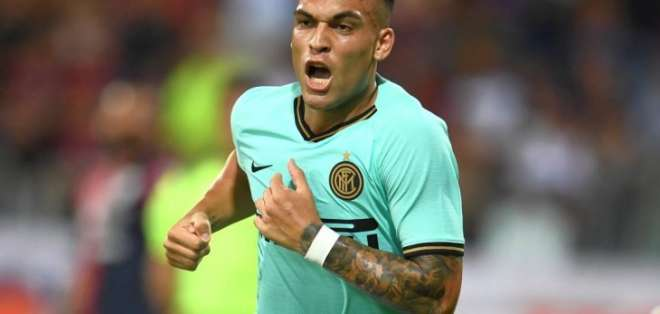 Lautaro Martínez, figura de Inter.