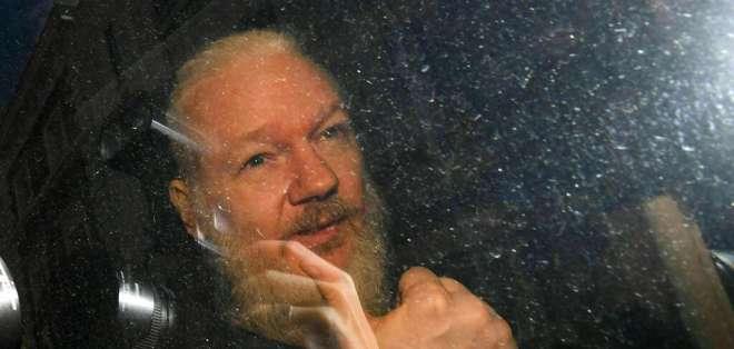"""Suecia dará """"nueva información"""" sobre investigación contra Assange. Foto: AP"""