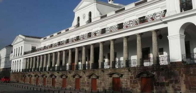 El Ejecutivo de Moreno enviará el nuevo paquete de reforma tributaria este jueves. Foto: Archivo