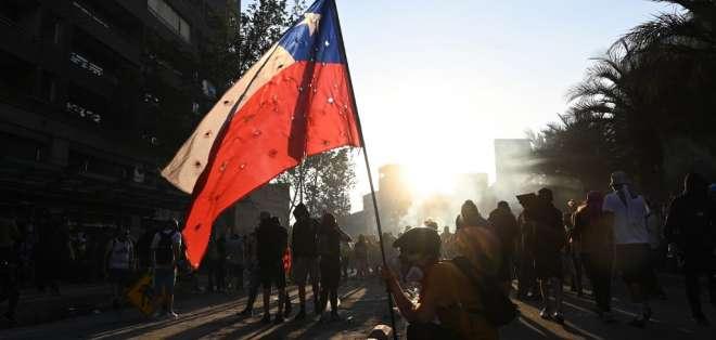 Se tomó la decisión debido a la falta de seguridad policial para los partidos. Foto: JOHAN ORDONEZ / AFP