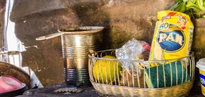 Con la harina PAN se elabora la tradicional arepa venezolana.