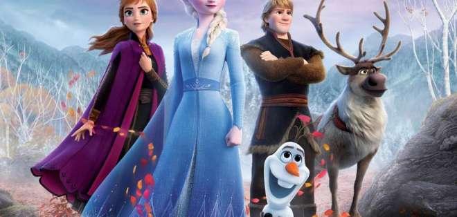 Frozen II. Foto: Internet