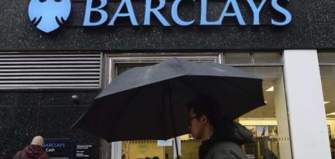 Barclays, un gigante de la banca, recortará 19.000 empleos