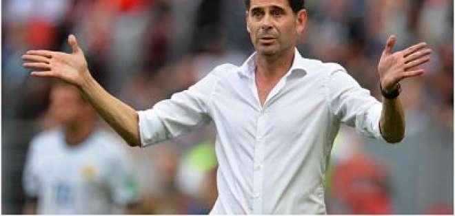 Fernando Hierro dirigó a la selección española en Rusia 2018 y toma fuerza para llegar a 'La Tri'.