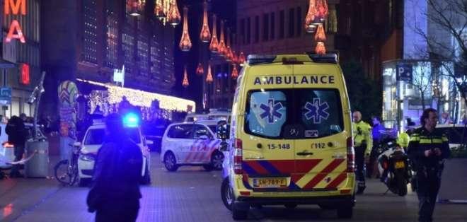 """""""Varios heridos"""" en ataque con arma blanca en La Haya. Foto: Redes Sociales"""