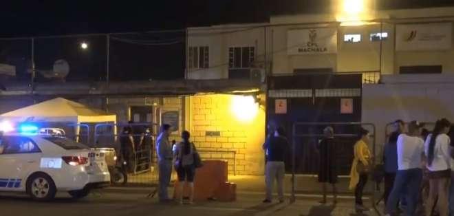 La Fiscalía Provincial del Oro formuló cargos en contra del extranjero Pedro del V. Foto: Captura  de pantalla