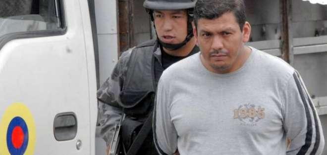 Telmo Castro, excapitán de Ejército ecuatoriano, y nexo del cartel de Sinaloa en Ecuador. Foto: Archivo