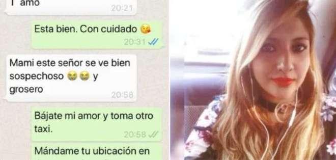 Daniel Espíndola, hermano de Karen, pidió auxilio luego de que su hermana estuviera ilocalizable en Ciudad de México.
